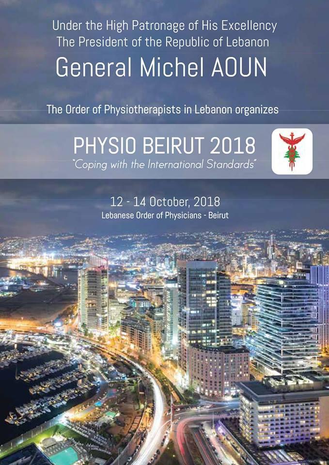 Physio Beirut 2018