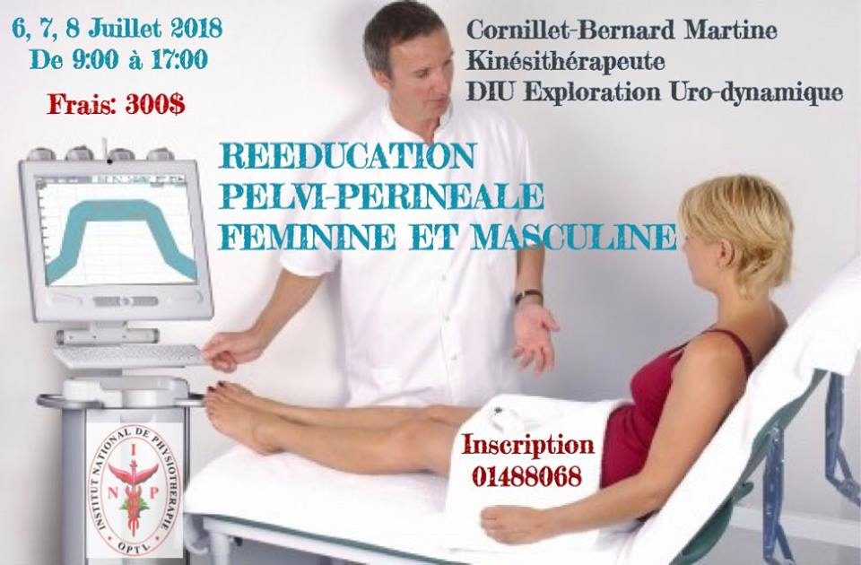 Reeducation Pelvi-Perineale Feminine et Masculine
